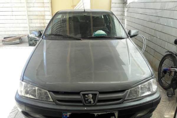 خرید خودرو پژو پارس دوگانه سوز - 1389