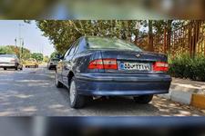 خرید خودرو سمند LX EF7 بنزینی - 1393