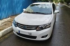 خرید خودرو زوتی آریو 1600 اتوماتیک - 1397