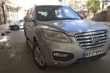 خرید خودرو لیفان X60 دنده ای - 1394