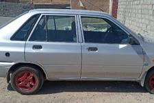 خرید خودرو پراید 141 دوگانه سوز - 1387