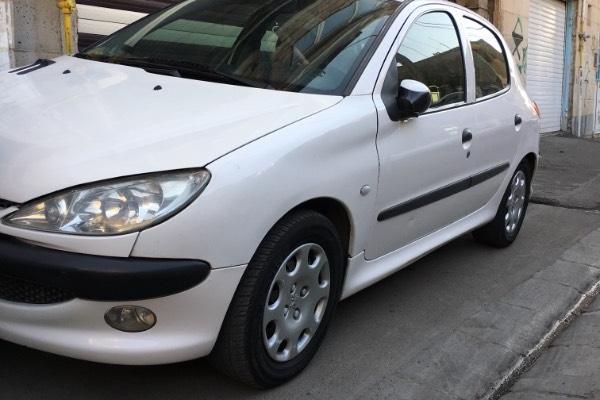 خرید خودرو پژو 206 تیپ 2 - 1388