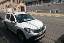 خرید خودرو رنو ساندرو استپ وی اتوماتیک - 1395