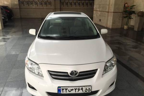 خرید خودرو تویوتا کرولا GLI دنده ای - 2009