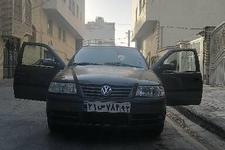 خرید خودرو فولکس واگن گل - 1385