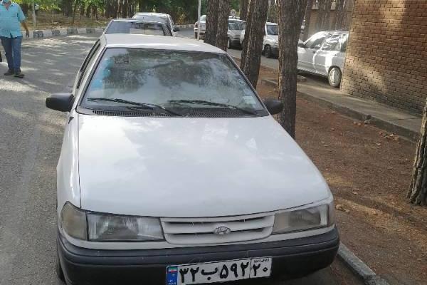 خرید خودرو هیوندای اکسل - 1993