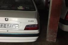 خرید خودرو پژو پارس LX - 1398