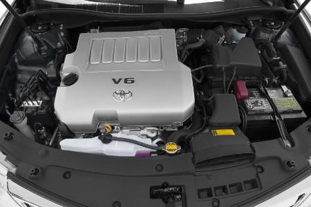 مشخصات فنی تویوتا کمری - XV50