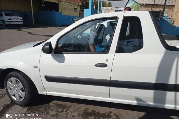 خرید خودرو رنو تندر پیکاپ - 1396