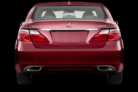 مشخصات فنی لکسوس LS - نسل چهارم