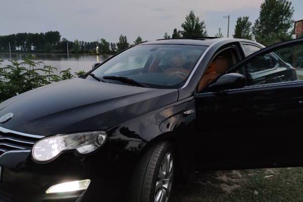 خرید خودرو ام جی 550 - 2010