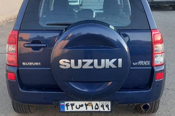 خرید خودرو سوزوکی ویتارا وارداتی دنده ای - 2006