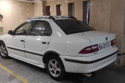 خرید خودرو سمند LX ساده - 1388