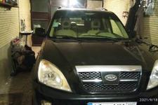 خرید خودرو ام وی ام X33 دنده ای - 1392