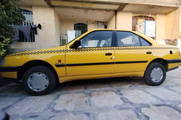 خرید خودرو پژو 405 GLX دوگانه سوز - 1400