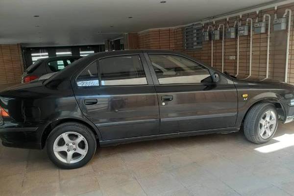 خرید خودرو سمند X7 - 1388