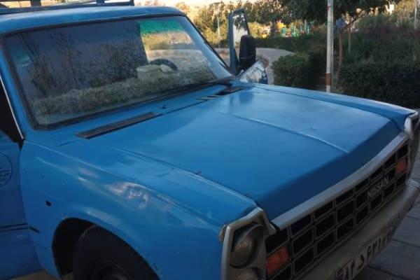 خرید خودرو نیسان پاترول وانت - 1373