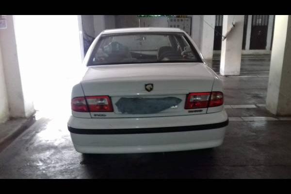 خرید خودرو سمند LX EF7 دوگانه سوز - 1392