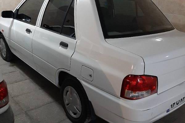 خرید خودرو پراید 132 SE - 1398