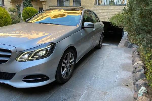 خرید خودرو بنز E250 - 2014