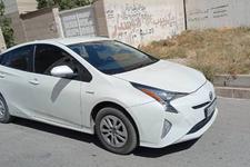 خرید خودرو تویوتا پریوس تیپ C - 2016