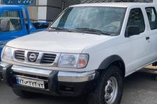 خرید خودرو نیسان پیکاپ دو کابین - 1382