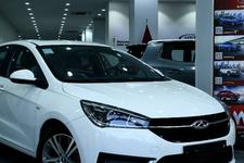 خرید خودرو چری آریزو 5 توربو اتوماتیک اکسلنت - 1399