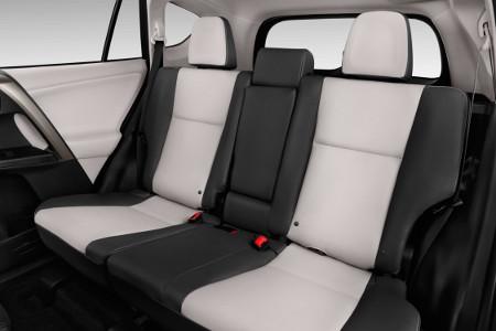 مشخصات فنی تویوتا راو 4 - نسل چهارم