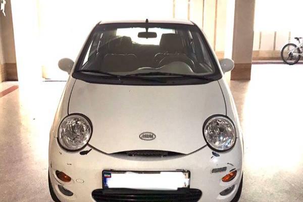 خرید خودرو ام وی ام 110 3 سیلندر - 1392