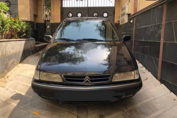 خرید خودرو سیتروئن زانتیا 2000 - 1383
