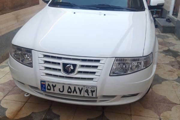 خرید خودرو سمند سورن ELX - 1399