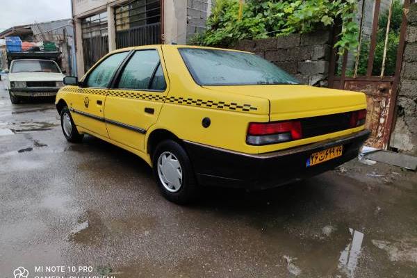 خرید خودرو پژو Roa G2 - 1388