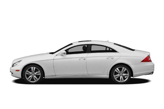 مشخصات فنی بنز CLS - W219
