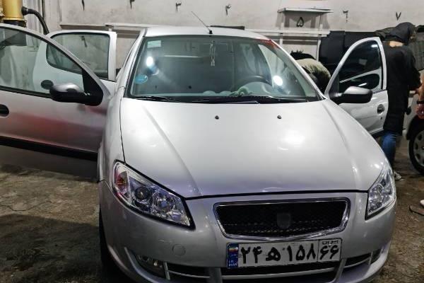 خرید خودرو رانا EL - 1391