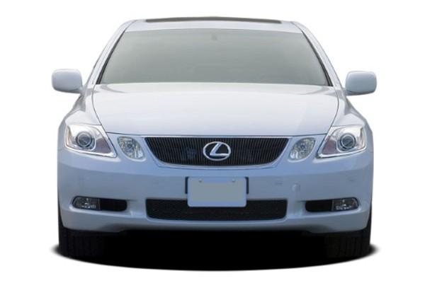 مشخصات فنی لکسوس GS - نسل سوم