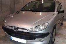 خرید خودرو پژو 206 تیپ 2 - 1385