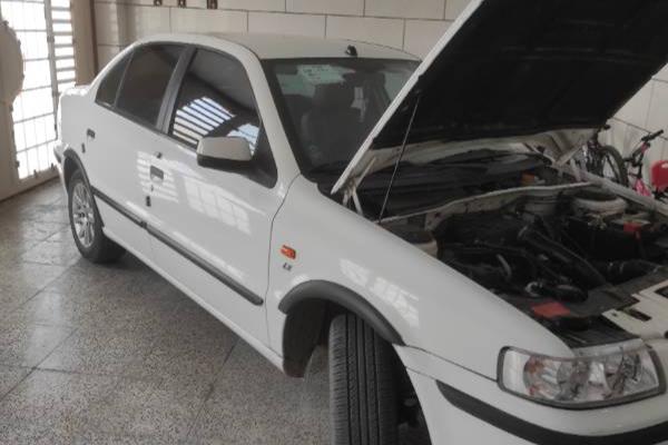 خرید خودرو سمند LX ساده - 1396