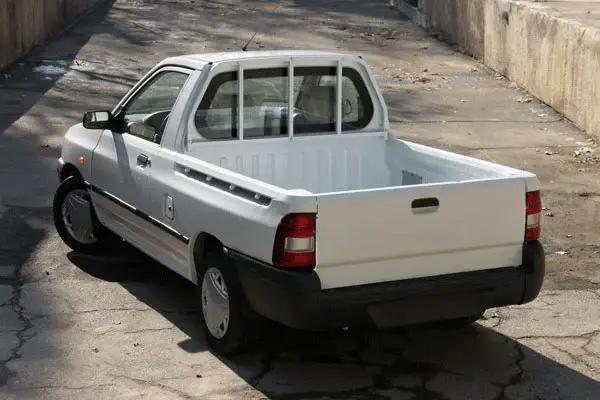 خرید خودرو پراید وانت 151 SE - 1399
