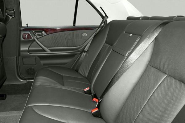 مشخصات فنی بنز E کلاس - W210