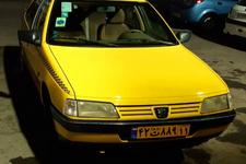 خرید خودرو پژو 405 GLX دوگانه سوز - 1397
