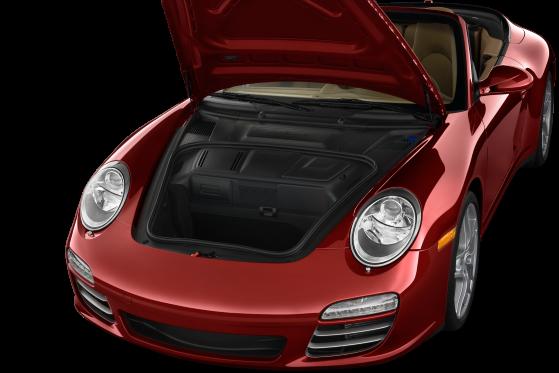مشخصات فنی پورشه 911 - سری 997 کروک