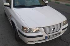 خرید خودرو سمند LX EF7 بنزینی - 1397