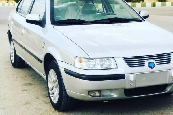 خرید خودرو سمند LX EF7 بنزینی - 1389