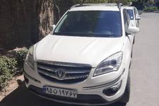 خرید خودرو چانگان CS 35 وارداتی - 2015