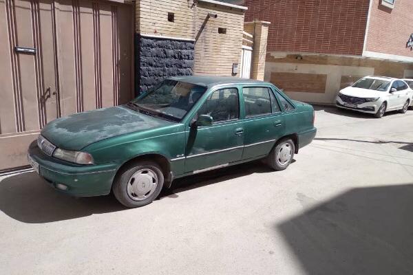 خرید خودرو دوو سیلو - 1381