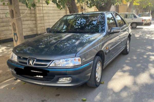 خرید خودرو پژو پارس ساده - 1398