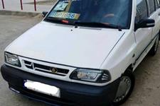خرید خودرو پراید صندوق دار ساده بنزینی - 1382