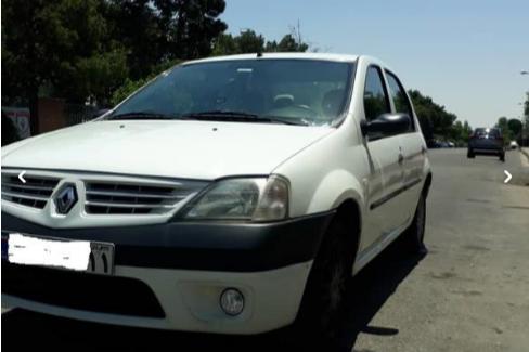 خرید خودرو رنو تندر 90 اتوماتیک - 1396