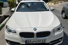 خرید خودرو بی ام و 520i - 2014