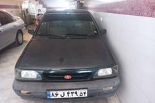 خرید خودرو پراید صندوق دار ساده بنزینی - 1383